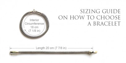 Sizing Guide on How to Choose A Bracelet