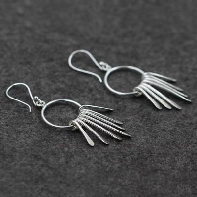 Women's Sterling Silver Thailand Earrings