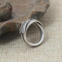 Women's Sterling Silver Handmade Wrap Ring